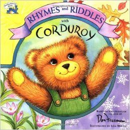 Rhymes and Riddles with Corduroy By Don Freeman