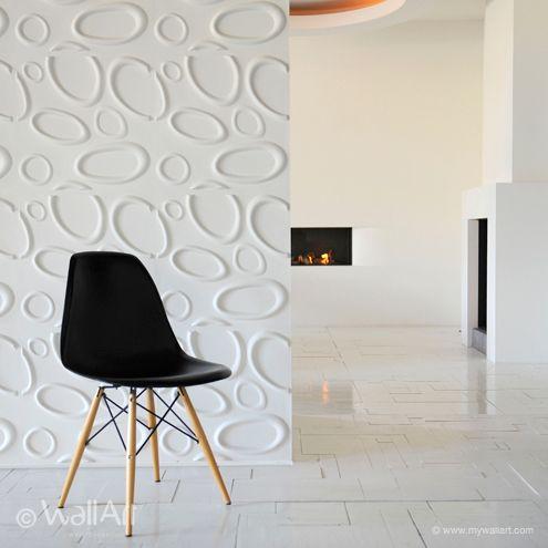 Wallart - Decorative Interior 3D Wall Panels - Textured Wall Decor