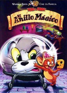 Tom E Jerry O Anel Magico Dublado Com Imagens Tom E Jerry