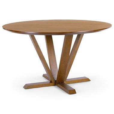 Great Kitchen Banquette Juno Round Dining Table - jcpenney ...