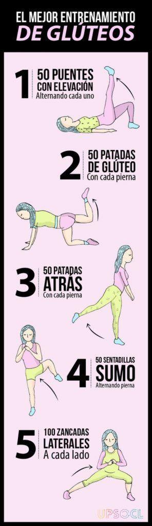 Con estos sencillos ejercicios podrás lograr el trasero que siempre quisiste
