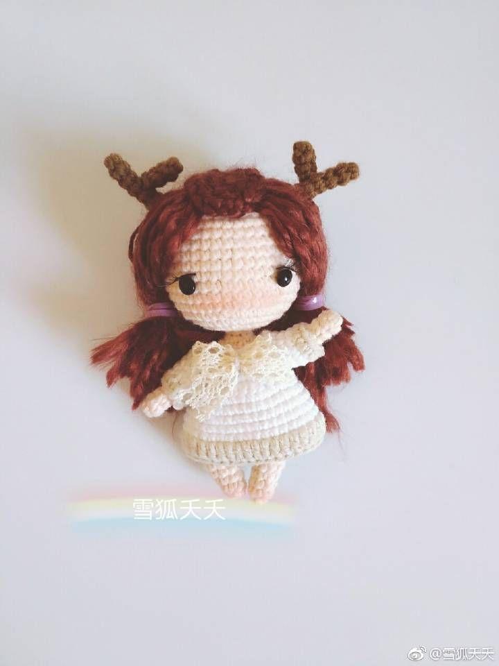 ami.dolls • amigurumi. Only dolls | VK | Dolls | Pinterest