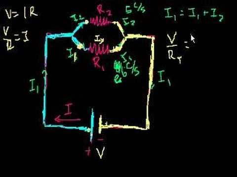 Khanacademy circuits part 3 resistors in parallel khanacademy circuits part resistors in parallel ccuart Choice Image