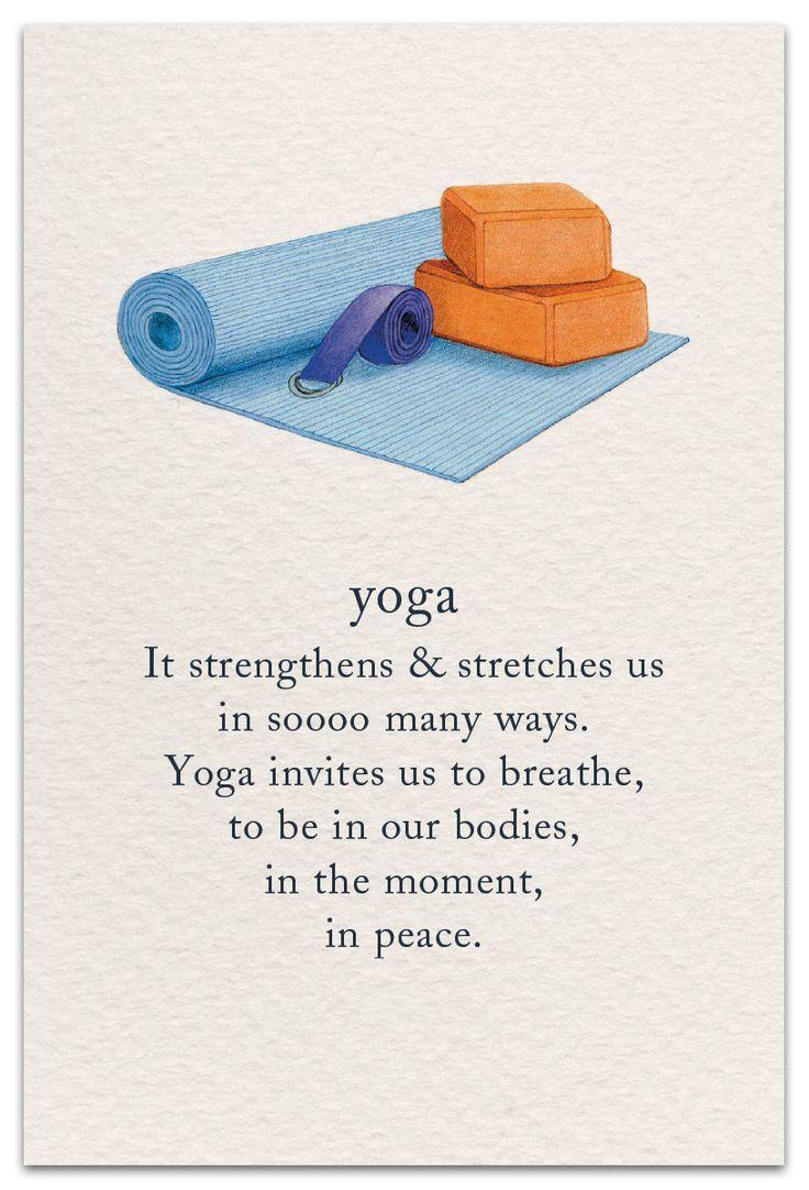 Yoga   Birthday Card   cardthartic.com
