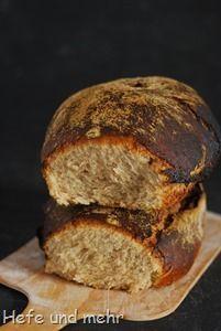 Brotbacken für Anfänger XI: Basler Brot (Hefe und mehr) #articlesblog