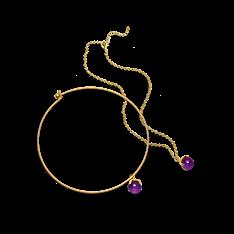 Maya Purple -kaulakoru