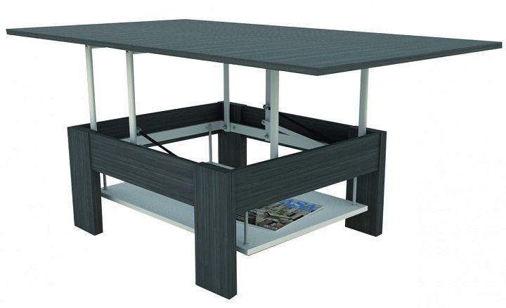 Mesas plegables para el salón comedor | mesas plegables salon ...