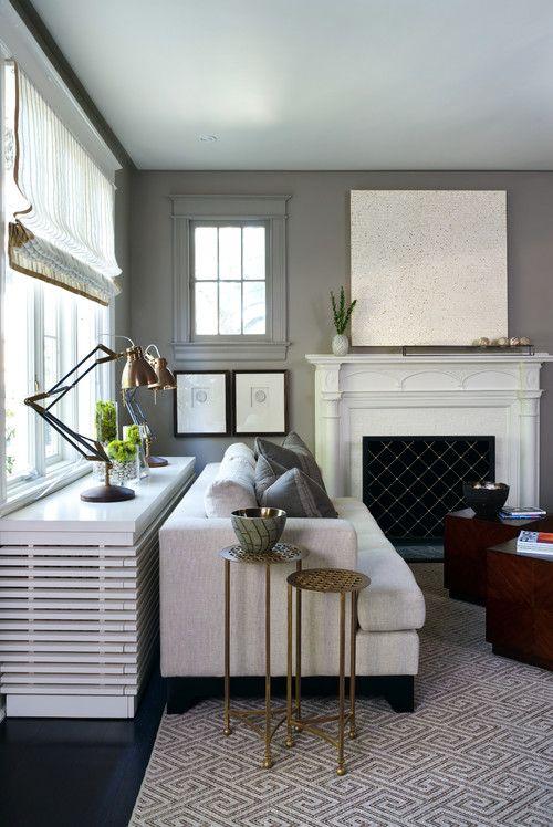 10 idee per nascondere un termosifone e trasformarlo in un for Arredo soggiorno idee