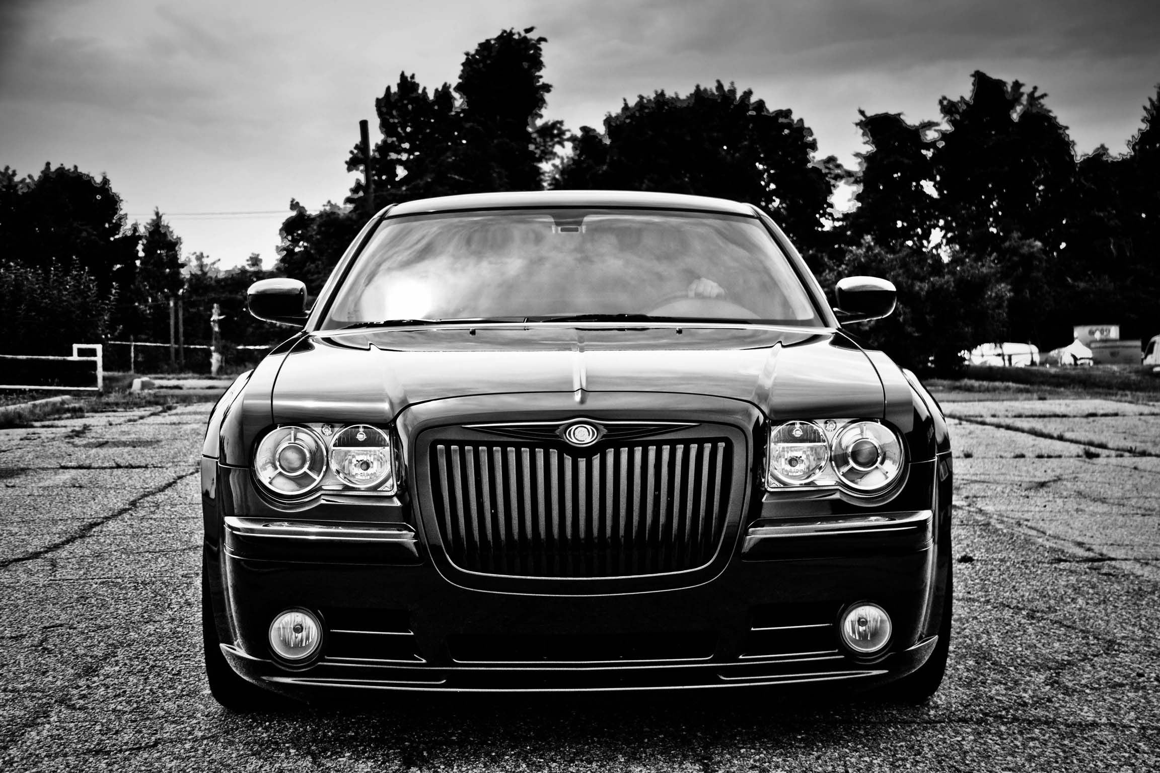 chrysler 300c srt8 black on black 6 2l 425 hp wheeled automatons pinterest black. Black Bedroom Furniture Sets. Home Design Ideas