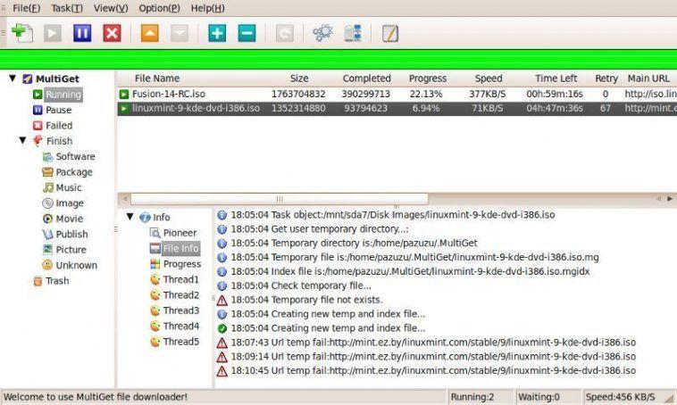 10 JDownloader Alternatives and Similar Softwares - All Top