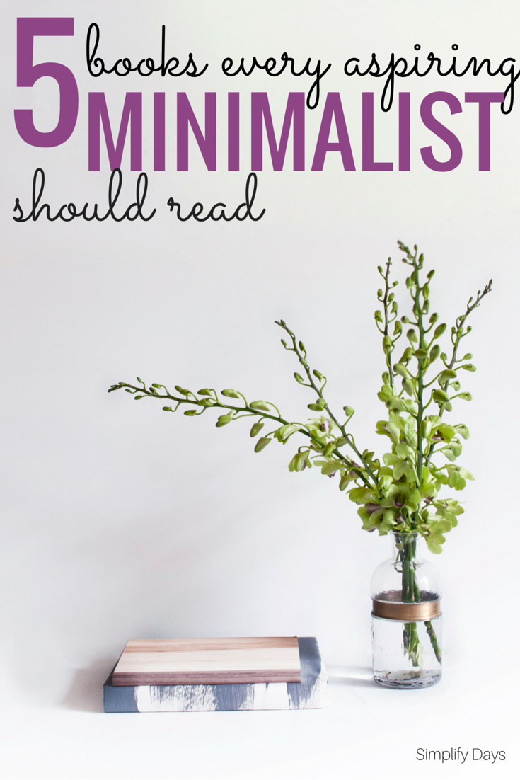 5 books every aspiring minimalist should read vida for Minimalismo libro