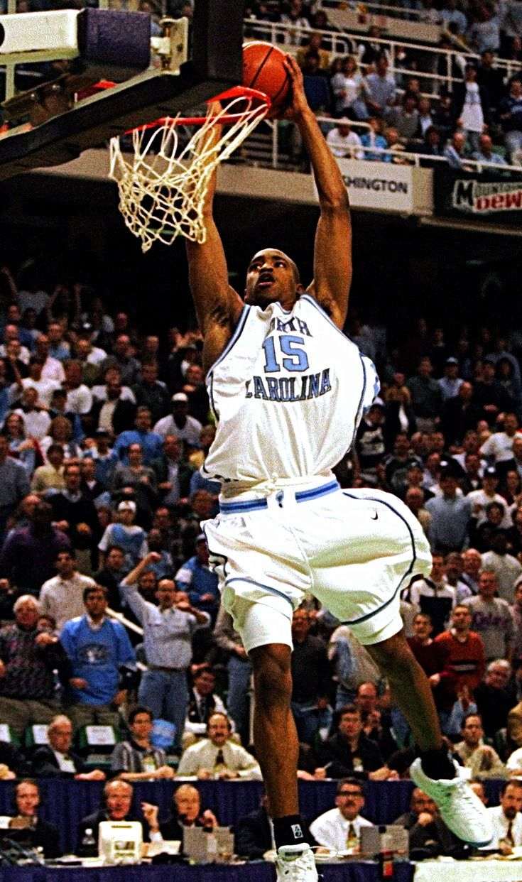 1486cd1816f 1998 Vince Carter - North Carolina