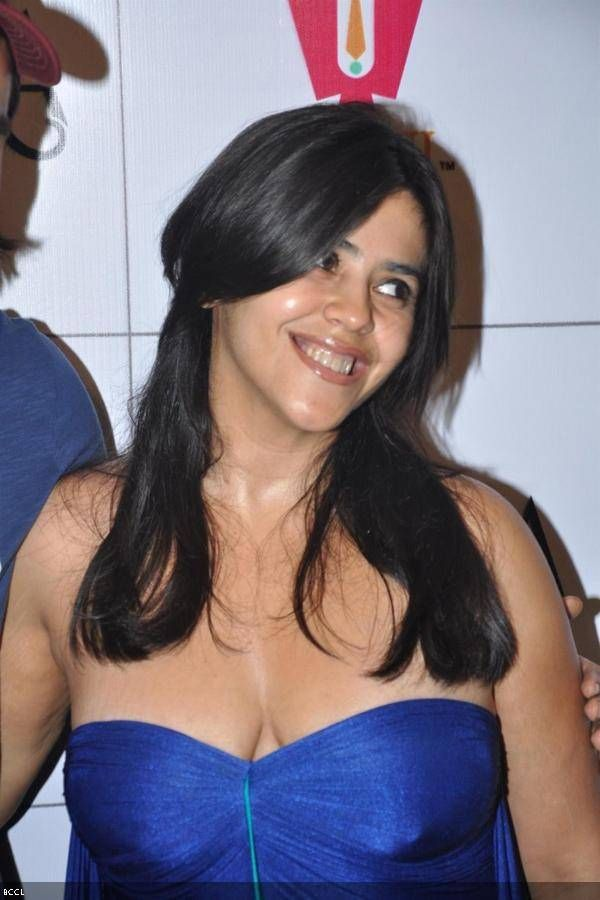 Ekta Kapoor S Revealing Dress Bollywood Actress Hot Photos Bollywood Actress Hot Bollywood Celebrities