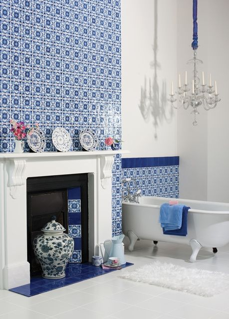 top tips how to decorate with tiles cottage ideas topps tiles rh pinterest com
