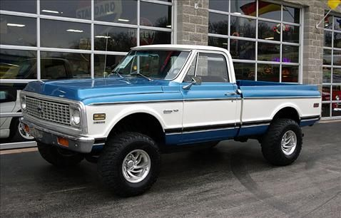 1972 Chevy C10 Lifted Chevy Trucks 85 Chevy Truck Cool Trucks