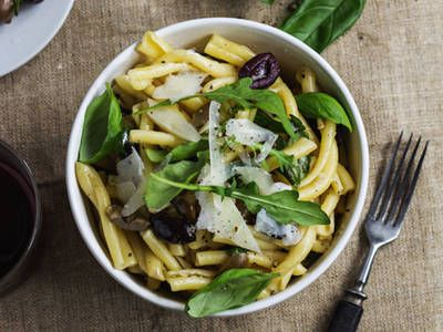 Hot or Cold Pasta Bowl