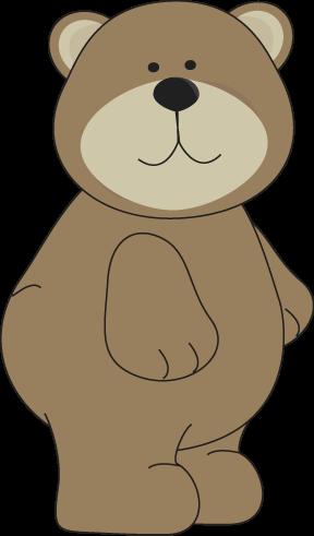 brown bear standing up snail pinterest brown bear rh pinterest co uk brown bear clip art free brown bear clipart images