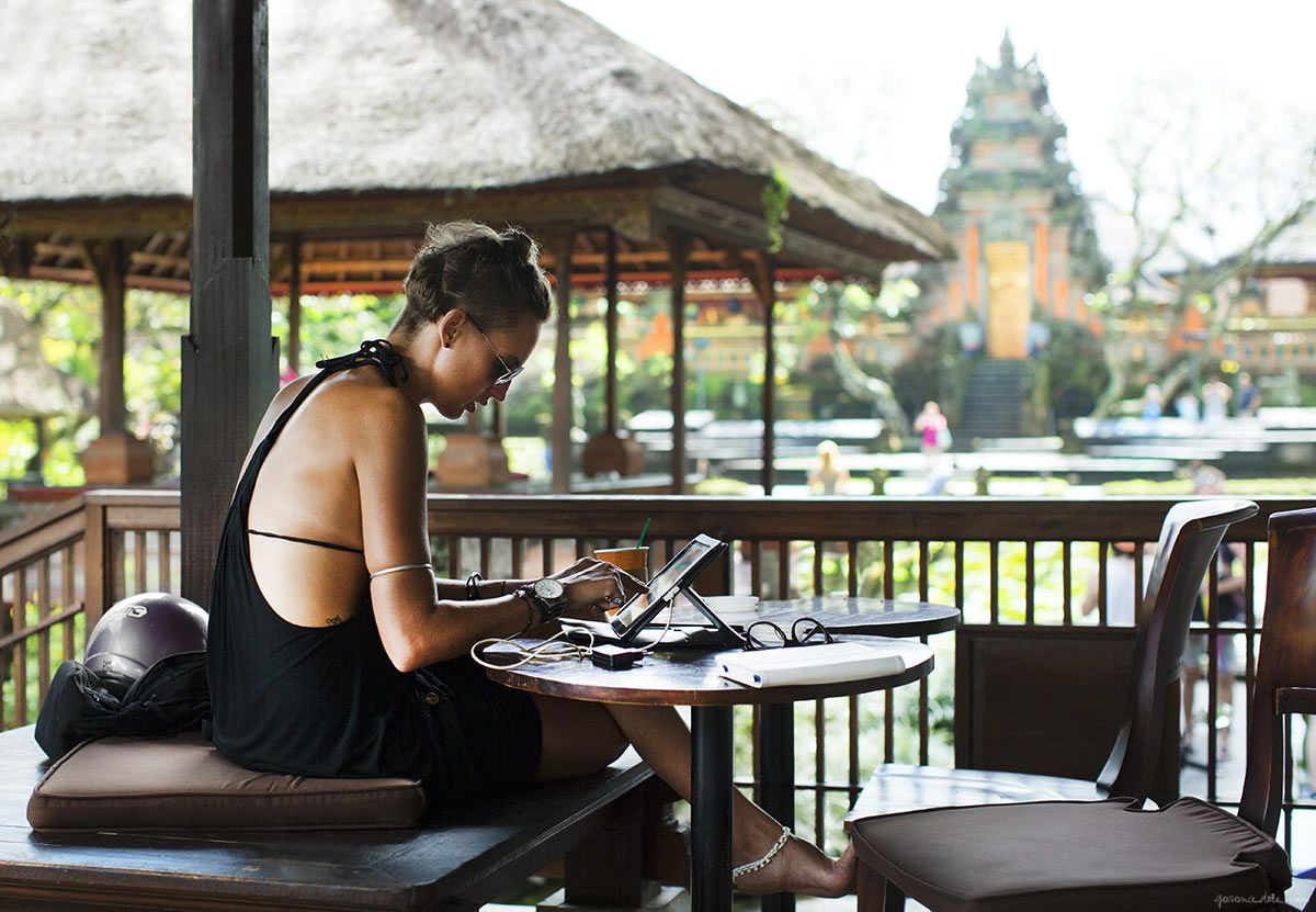 Bali style.  For more visit http://leisurelab.com/leisure-culture/