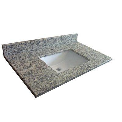 allen roth bathroom vanity. Allen + Roth 24016 Granite Vanity Top With Undermount Basin | *Vanities \u003e Bathroom Vanities* Pinterest Tops, And