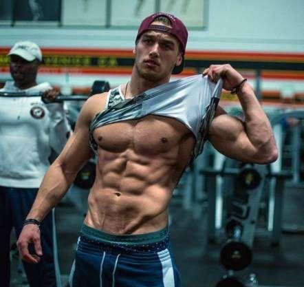 61 Trendy Fitness Body Men Models Physique #fitness