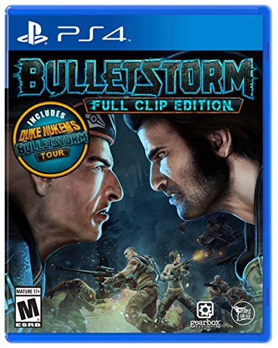 Bulletstorm Full Clip Edition Playstation 4 Ps4 Pro Read More Reviews Of The Product By Visiting The Link On The Download Games Xbox One Latest Video Games