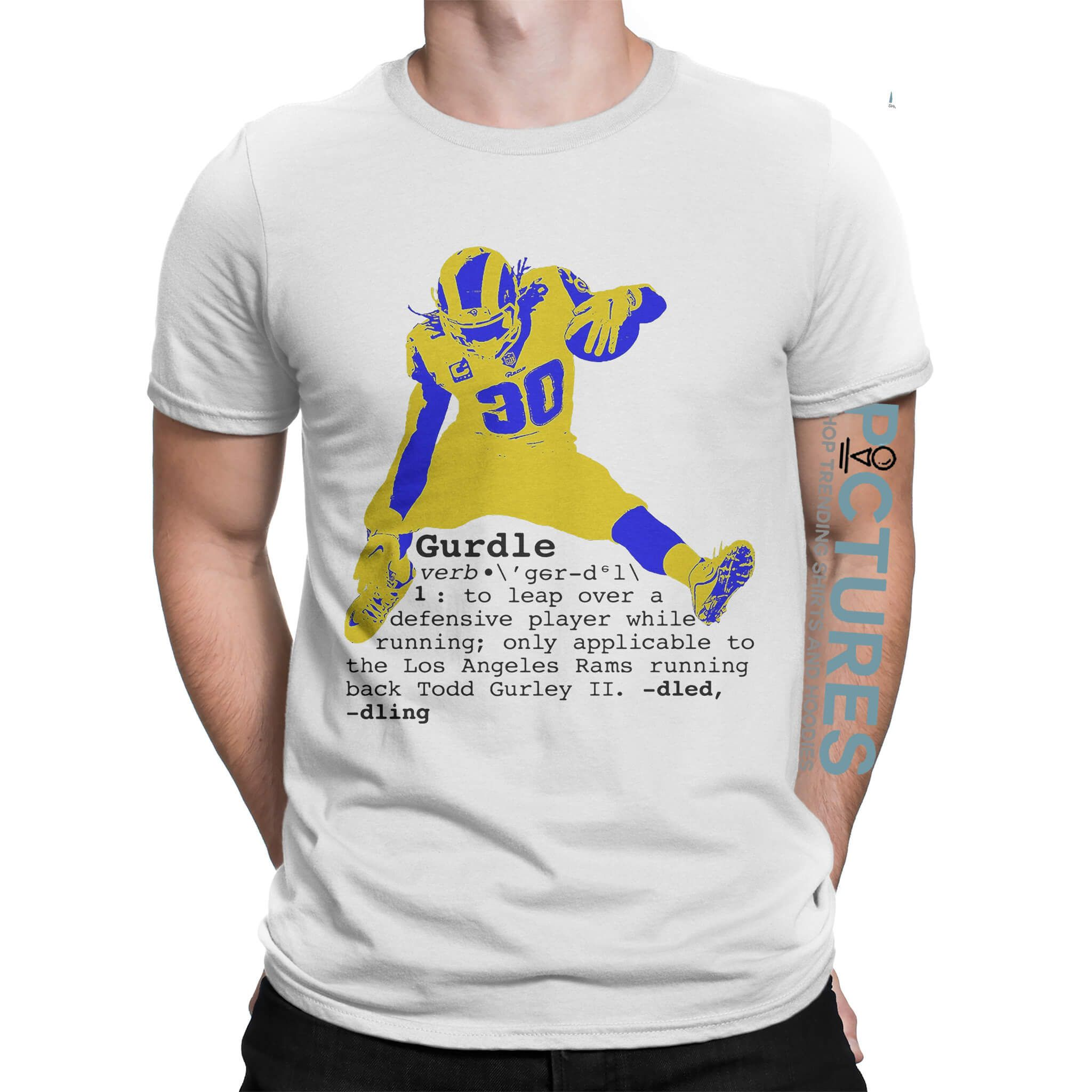 Official Todd Gurley Gurdle Shirt Hoodie Sweater V Neck T Shirt Shirts Todd Gurley Cool Shirts