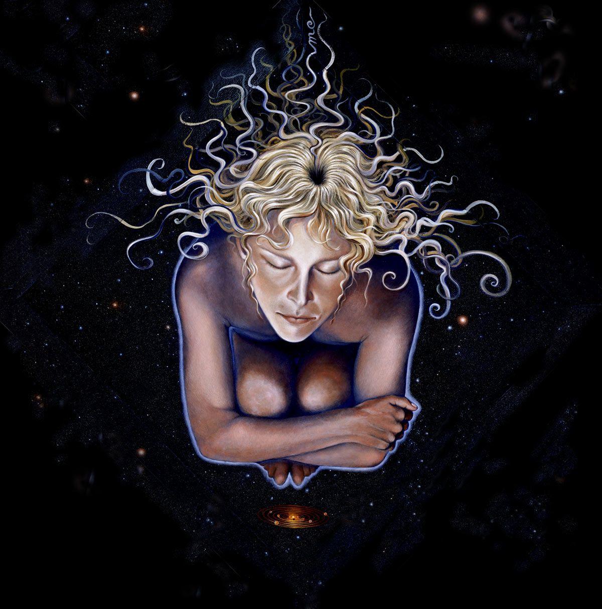 Visionary Art Gallery - Martina Hoffmann