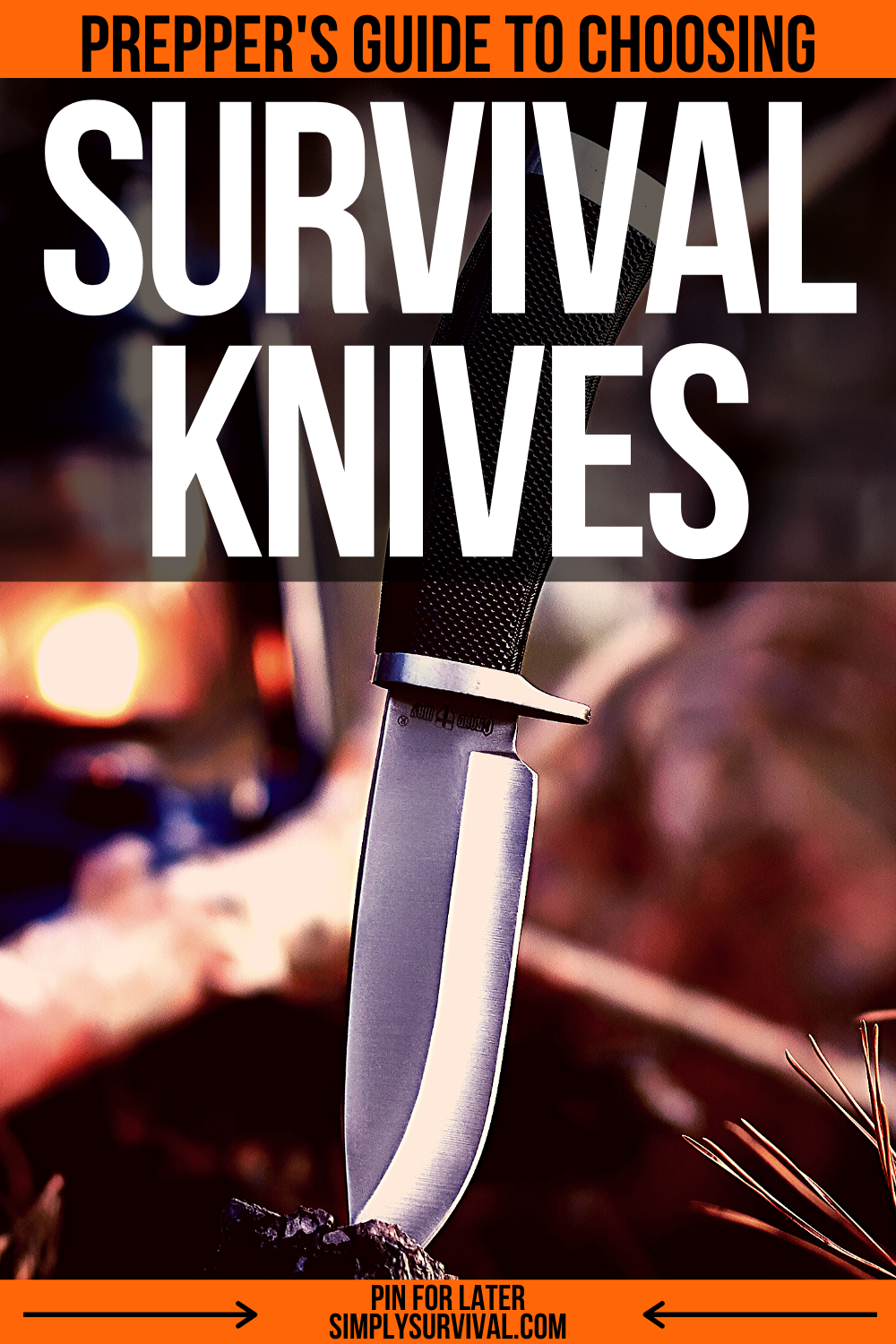 View Survival Knife Quotes Background