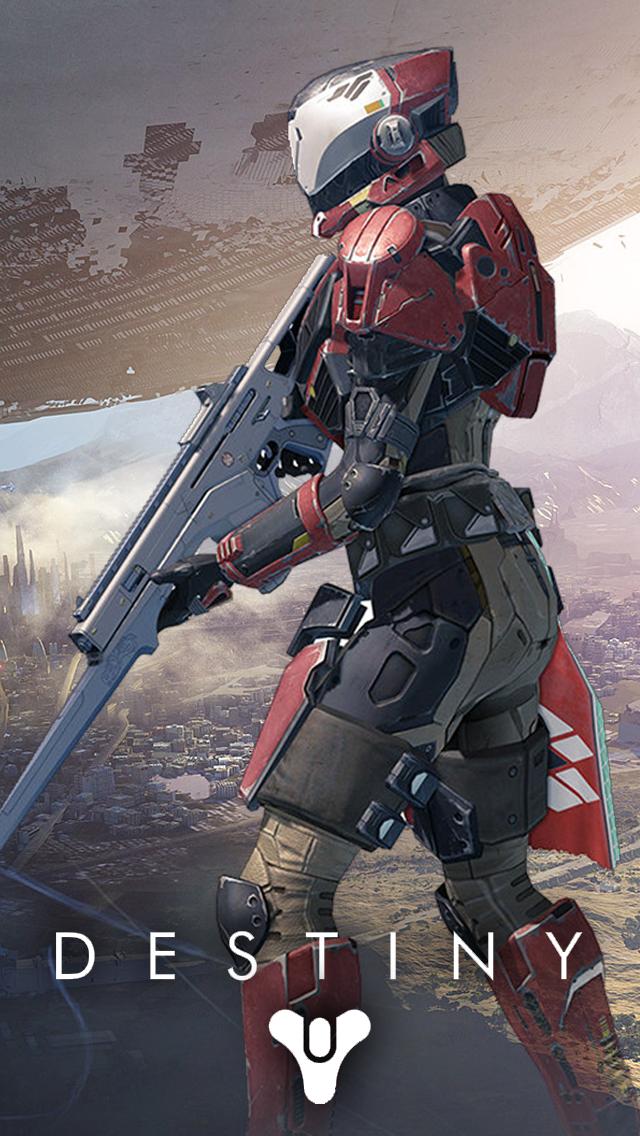 Destiny Titan Wallpaper For Mobile Destiny Game Destiny Destiny Bungie