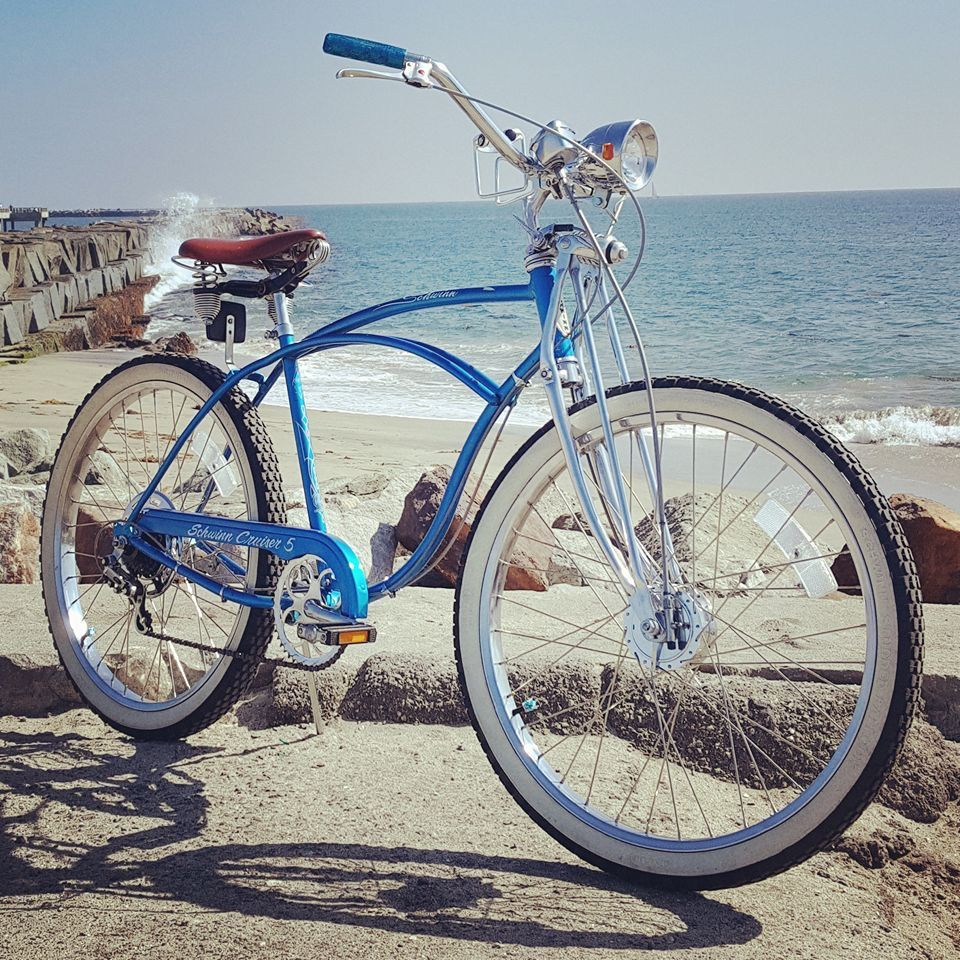 1980 SCHWINN CRUISER 5 | Schwinn | Cruiser bicycle, Vintage
