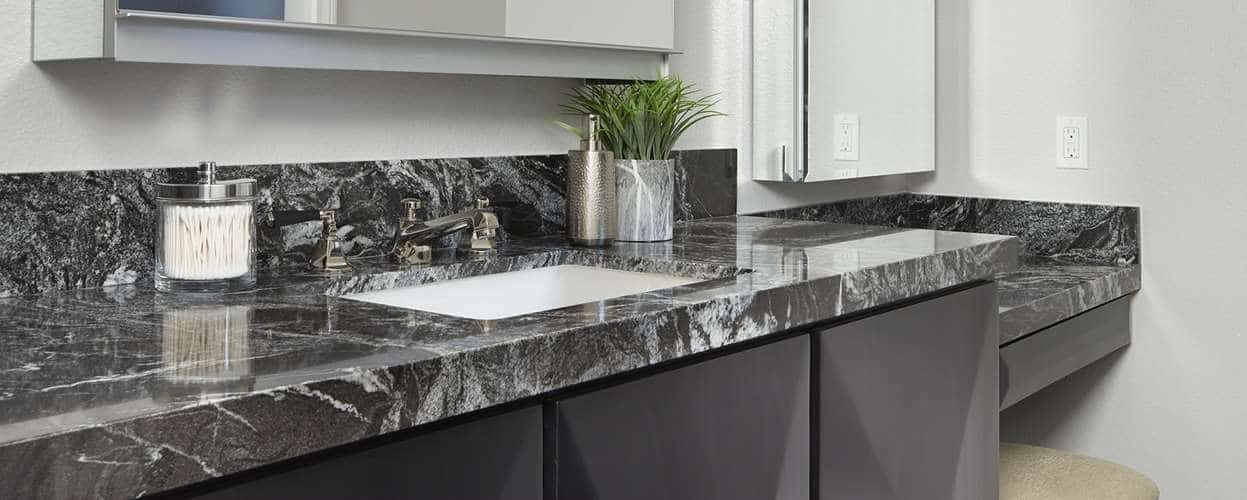 Blizzard Natural Stone Granite Slab Arizona Tile Durable Tiles