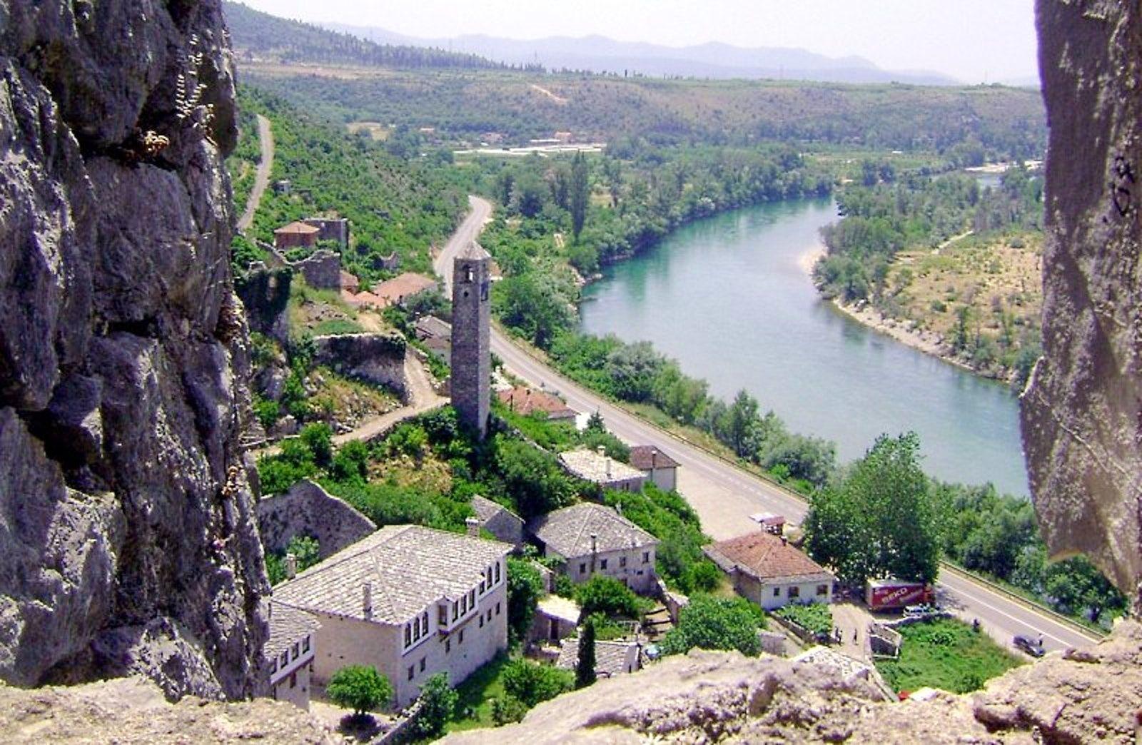 Jablanica în Doboj cu trenul