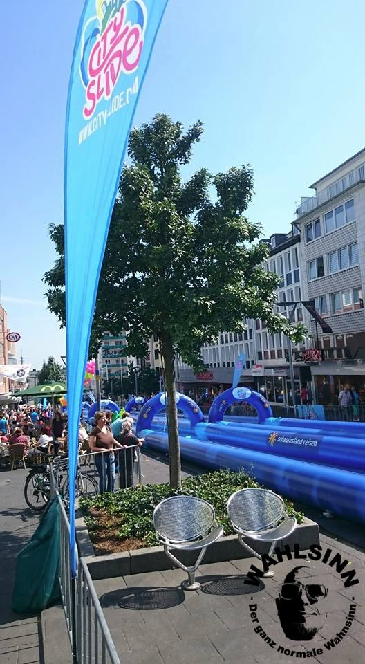 City Slide - Mönchengladbach