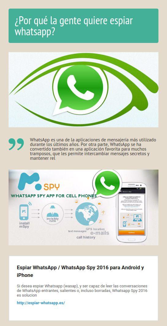 espiar whatsapp conversaciones borradas