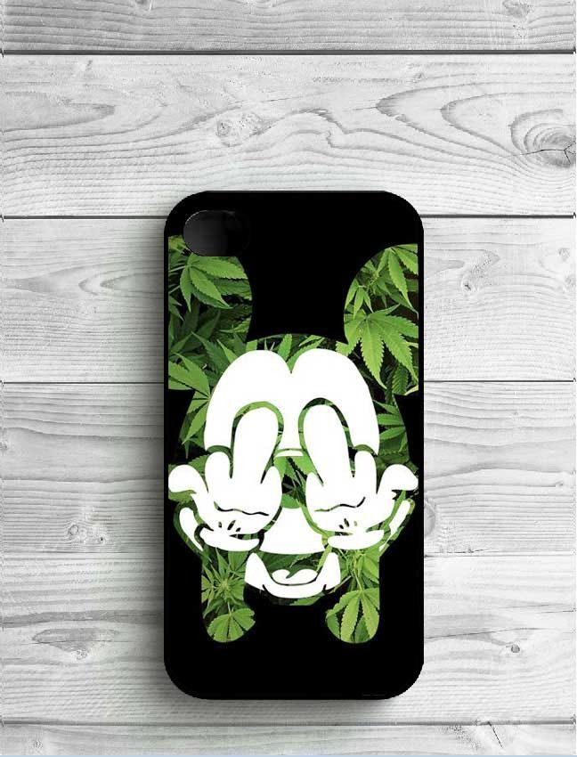 Brand luxury black plastic Cute Bad Mickey Mouse Lions giraffes Hard Cover Case For iPhone SE 4 4S 5 5S 5C 6 6S 6Plus 7 7Plus