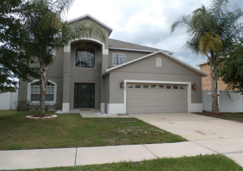 Luxury Pool Spa Villa Kissimmee In Kissimmee Luxury Pool Florida Vacation Rentals Condos In Florida