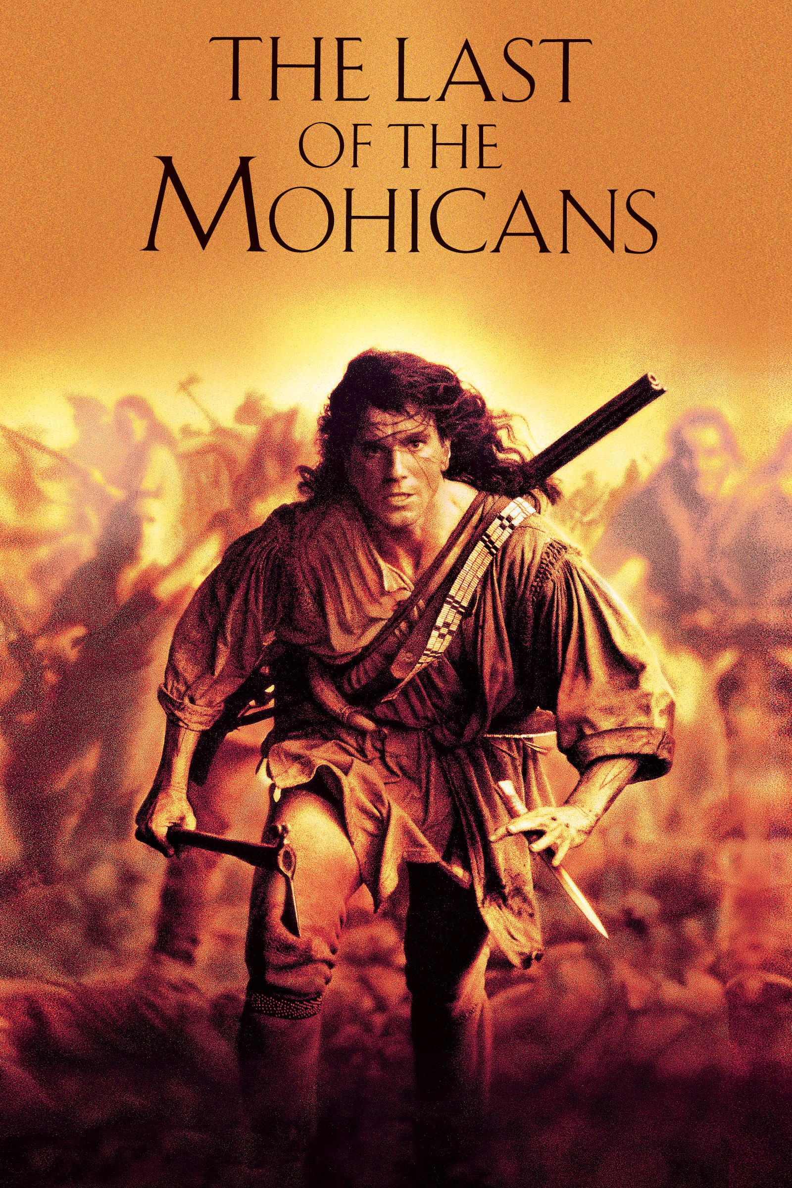 the last of the mohicans movie posters pinterest. Black Bedroom Furniture Sets. Home Design Ideas