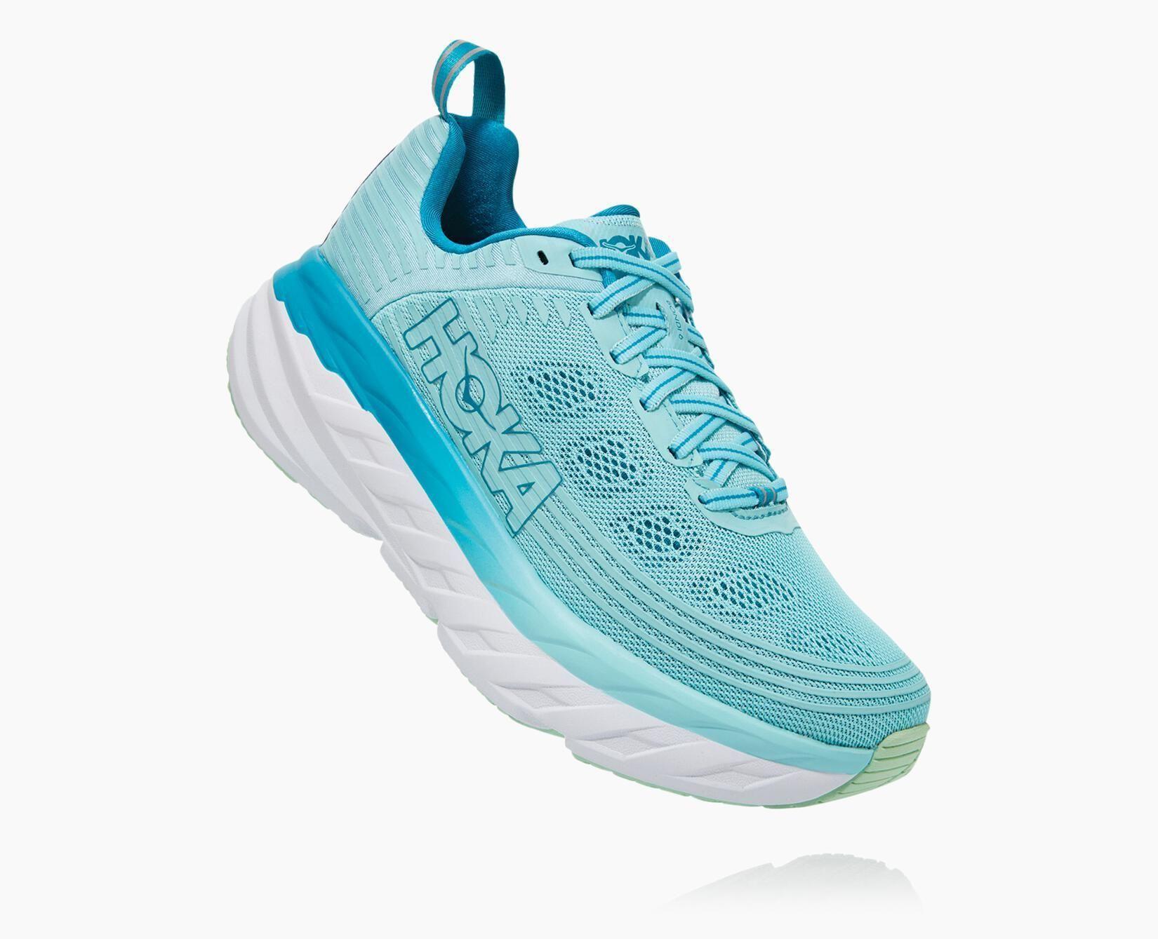 Women S Bondi 6 Maximalist Running Shoe Road Running Shoes Hoka Shoes Woman Hoka Shoes