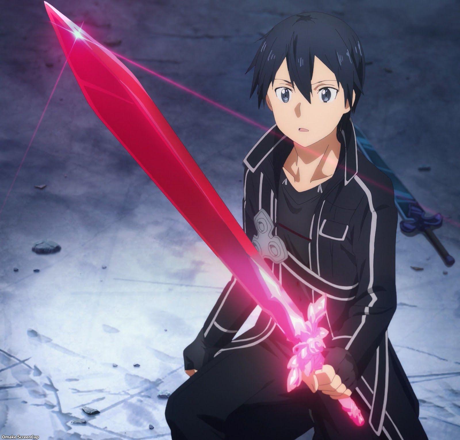 10 Second Anime Sword Art Online Alicization Episode