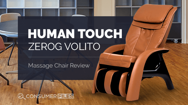 Human Touch ZeroG Volito Massage Chair Review