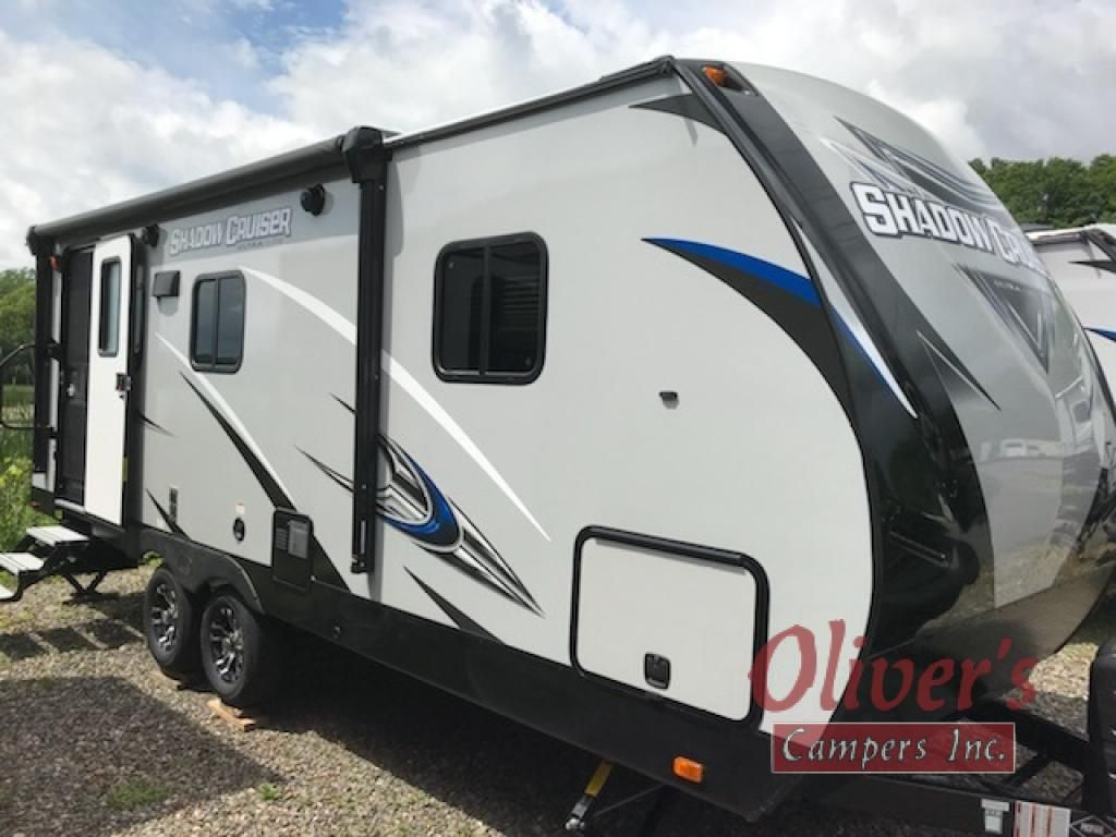 New 2019 Cruiser Shadow Cruiser 225rbs Travel Trailer At Oliver S