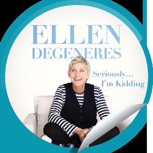 Ellen Degeneres Illustration By Mark C Collins Markcollinsillustration Com Celebrity Caricatures Caricature Cartoon