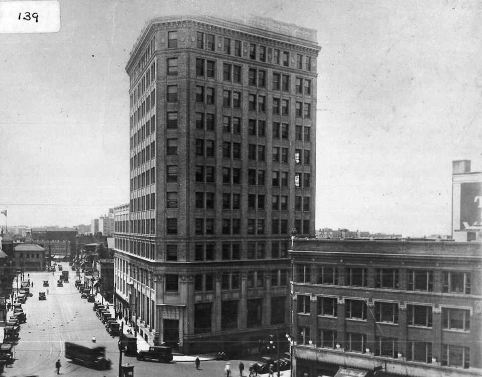 Vintage Photos Jersey City S Journal Square Through The Years City Journal Jersey City Photo
