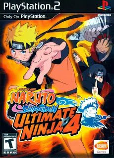 Naruto Shippuden Ultimate Ninja 4 Juegos De Naruto Playstation Play Stations