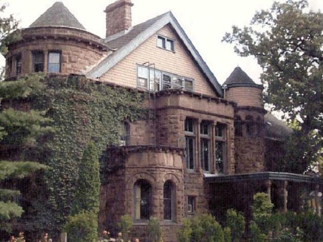 This Romanesque Pile Is 39 The Most Haunted House In St