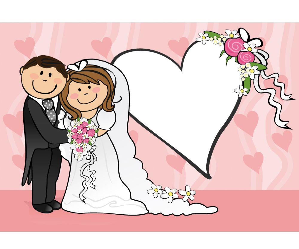 Нарисовать открытки на свадьбу