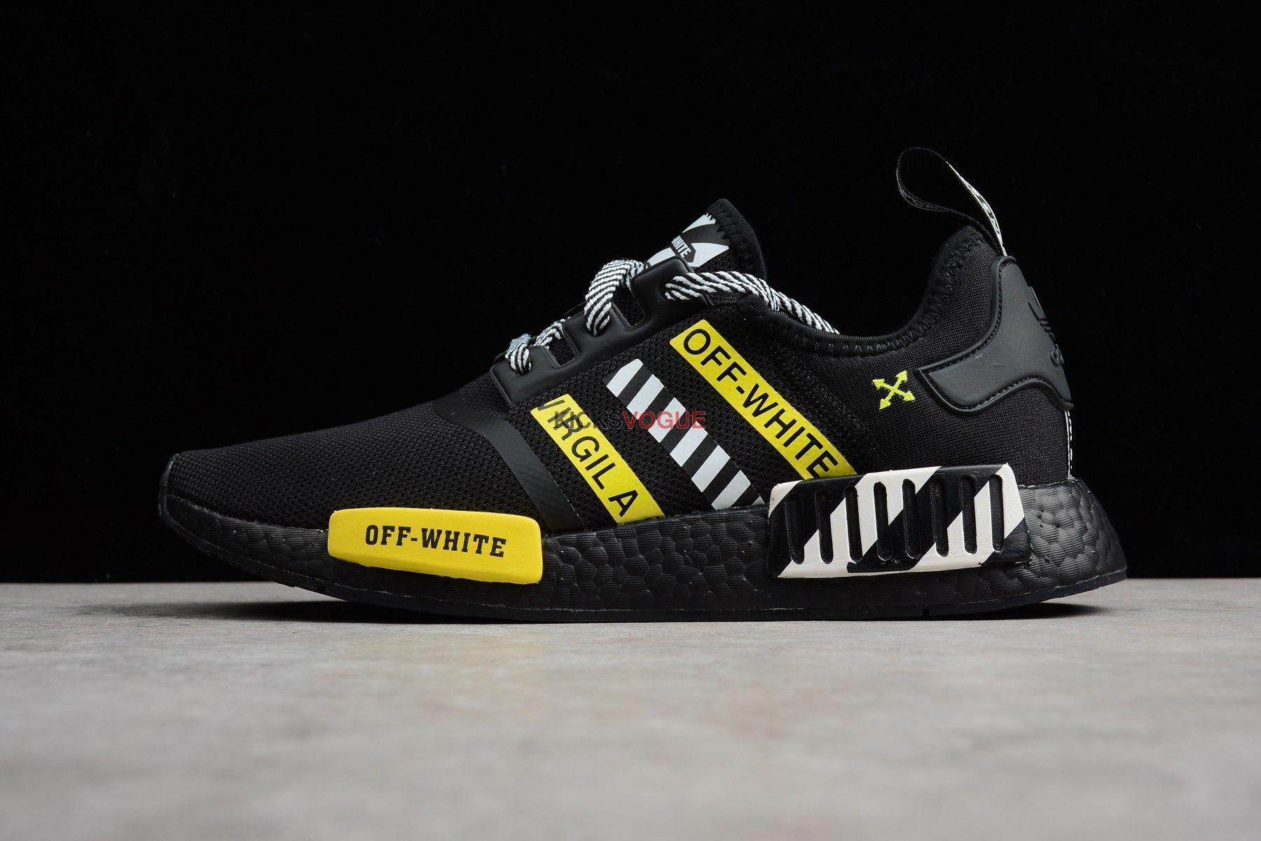 OFF WHITE x ADIDAS NMD_R1 | Adidas nmd r1, Adidas nmd, Nmd r1
