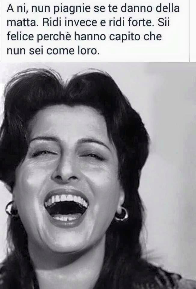 Buona Vita Principessa Le Rughe Di Anna Magnani