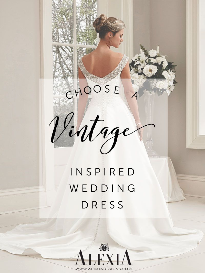 Great gatsby inspired wedding dresses  Would you choose a vintage inspired wedding dress Whether youure