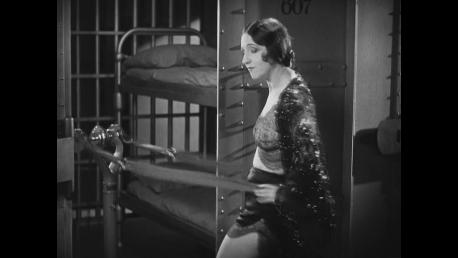"Velma in prison in ""Chicago"""
